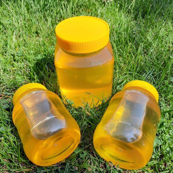 Майский мёд с акации (сбор 2021)