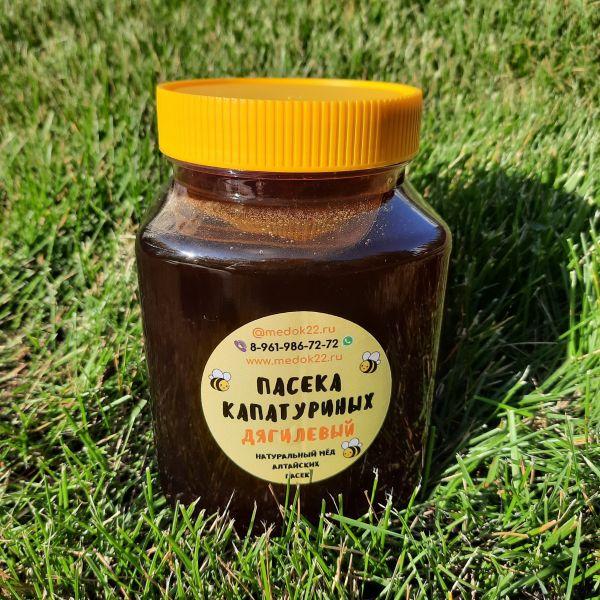 Дягилевый мёд (сбор 2021)